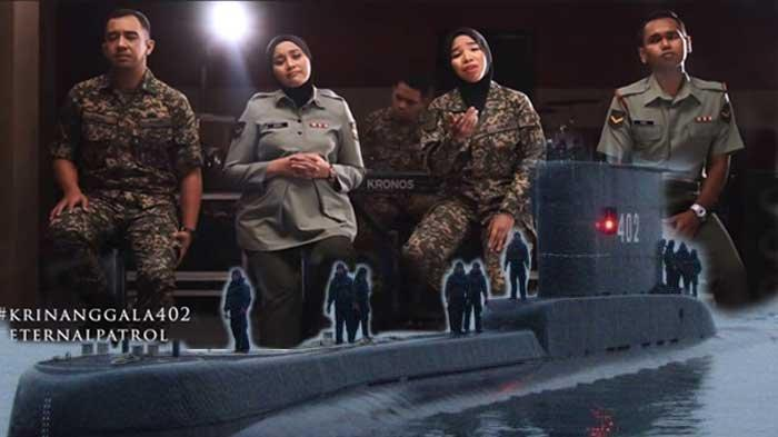 Tentara Malaysia Nyanyikan Lagu Gugur Bunga Sebagai Penghormatan ke Kru KRI Nanggala-402 Buat Haru