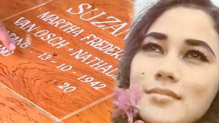 Mulai Terungkap Misteri Tanggal Kematian Suzanna Tak Tertulis di Batu Nisan, Fakta Mengejutkan
