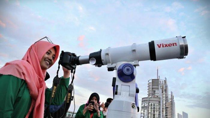 Siaran Langsung Kompas TV Sidang Isbat Idul Fitri 2018, Catat Waktunya