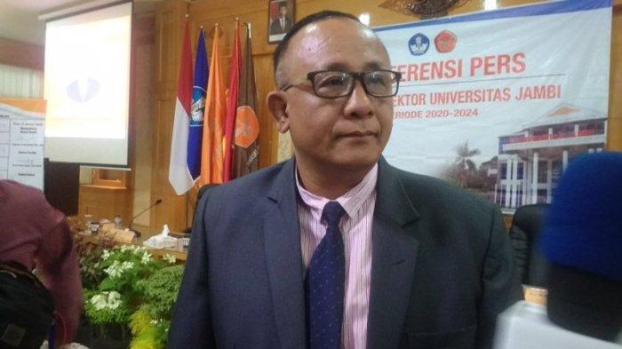 Jadwal Pelantikan Prof Sutrisno Jadi Rektor Unja Tak Kunjung Turun, Panitia Tunggu di Sisa Waktu