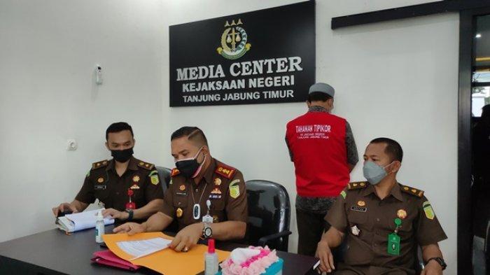 Tersangka Korupsi Pembangunan TPA di Tanjabtim, Sepeser pun Kerugian Negara Belum Dikembalikan