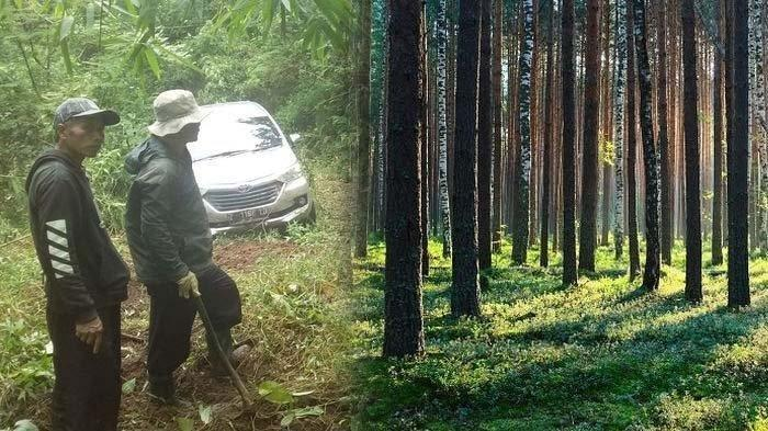 Enjang Tersesat 3 Jam di Hutan Gunung Putri, Sopir Syok Belok Kiri Gara-gara Lihat Ada Jurang