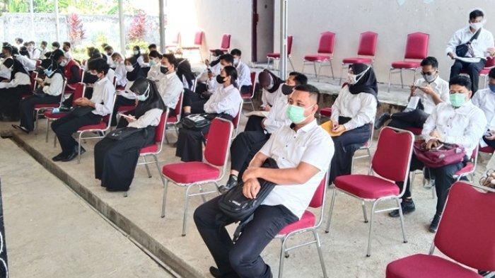 Peserta CPNS Jambi Wajib Terapkan Prokes 5M