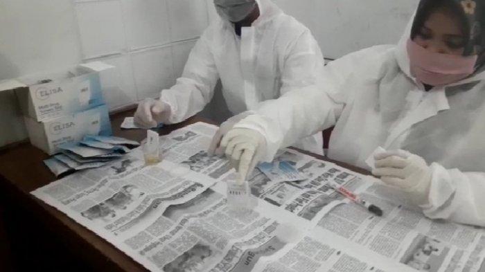 Puluhan Pegawai Imigrasi Kerinci Dites Urine, Jaring Keterlibatan Pegawai dengan Narkoba