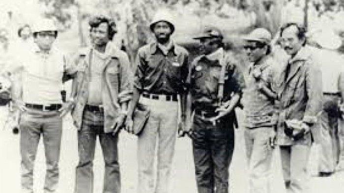 'The Blue Jeans Soldiers' Legenda Kopassus di Timor Timur, Tak Pakai Baret Merah Hajar Pemberontak