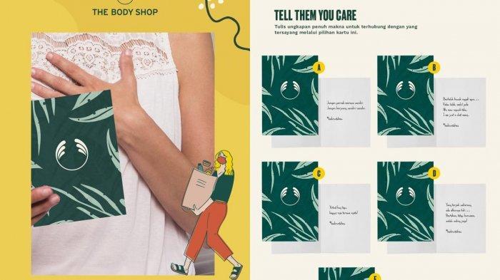 The Body Shop Gemakan Kampanye #HadirUntukmu Dengan Rangkaian Bundling, Ada di Jamtos