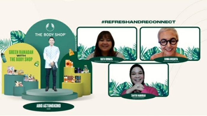 The Body Shop Green Ramadan Ciptakan Harmoni Jiwa, Sesama, dan Semesta