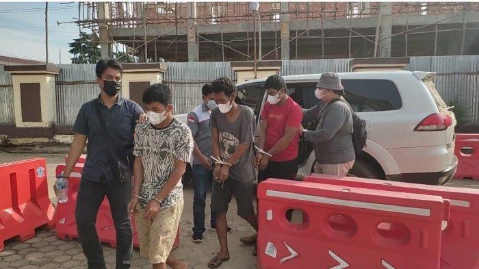 Baru 15 Drum Minyak Hasil Illegal Drilling di Maro Sebo Ilir, Tiga Pelaku Tak Berkutik Digerebek