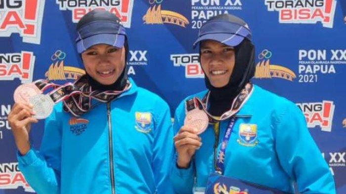 Tim Dayung Jambi Kembali Sumbang Medali untuk Jambi di PON XX 2021