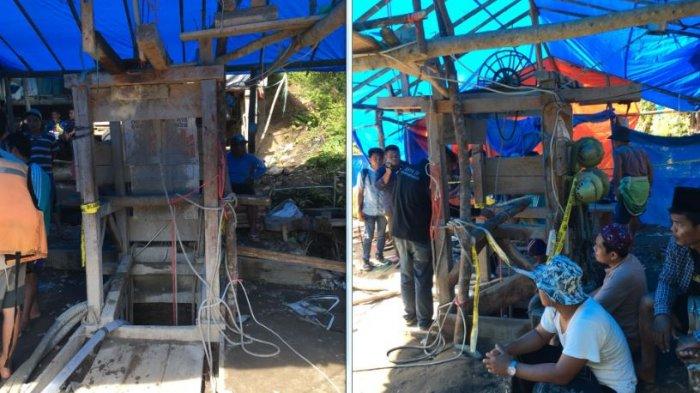 'Lubang Jarum Maut' PETI Kemungkinan Ditutup, 7 Orang Masih Terjebak 42 Meter di Bawah Tanah