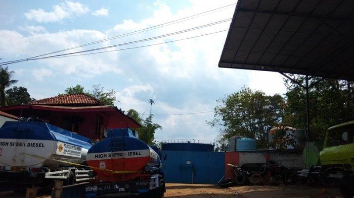 BREAKING NEWS: Satgas Ilegal Driling Polda Jambi Segel Kantor di Paal Merah, Diduga Minyak Ilegal