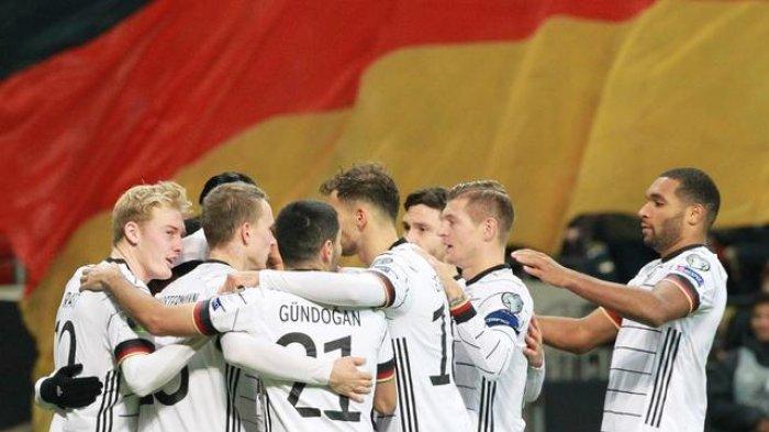LINK Siaran Langsung Kualifikasi Piala Dunia 2022 Makedonia vs Jerman, Ini Prediksi Starting XI
