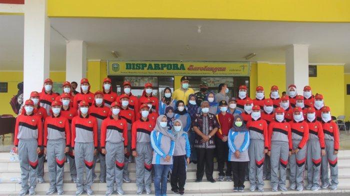 4 Pelajar Sarolangun Masuk Tim Paskibraka Provinsi Jambi