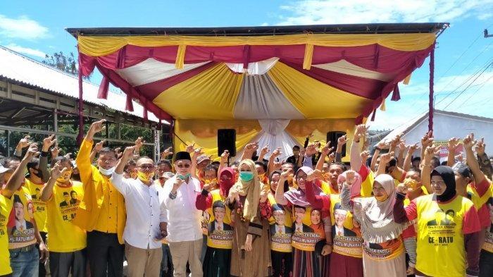 Mantan Wabup Kerinci Siap Beri 50 Persen Suara untuk CE-Ratu di Pilkada Jambi