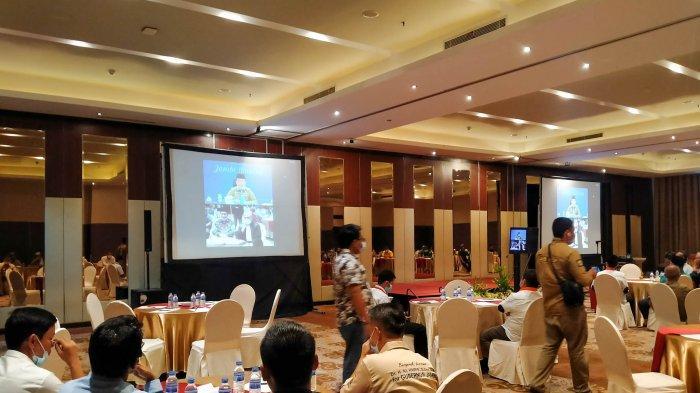 Saksikan Live Sidang MK, Al Haris Menyapa Tim Pemenangannya di Kota Jambi via Zoom