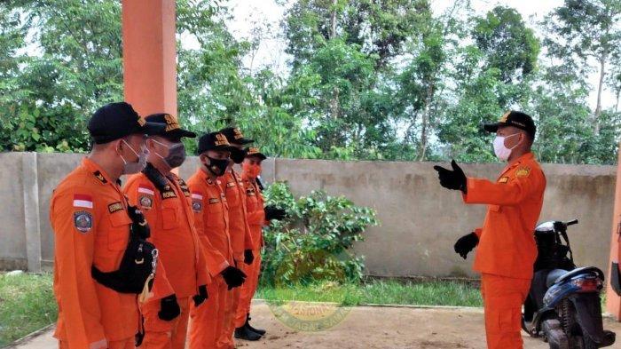 Tim SAR Langsung Lakukan Pencarian Korban Tenggelam di Sungai Batang Tebo
