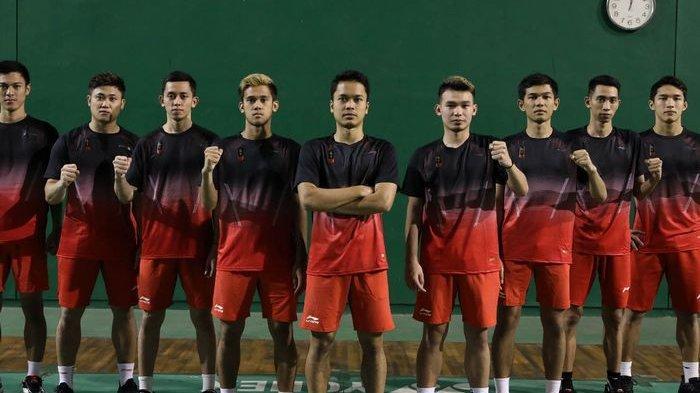 Taklukan Malaysia, Kontingen Bulutangkis Beregu Putra Sumbang Medali Emas ke 14 di SEA Games 2019