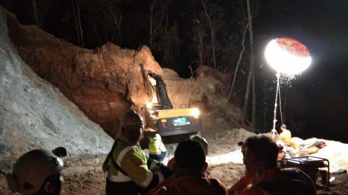 16 Orang Tewas dan 18 Orang Selamat, Tragedi Desa Bakan, Tambang Emas Ilegal Longsor