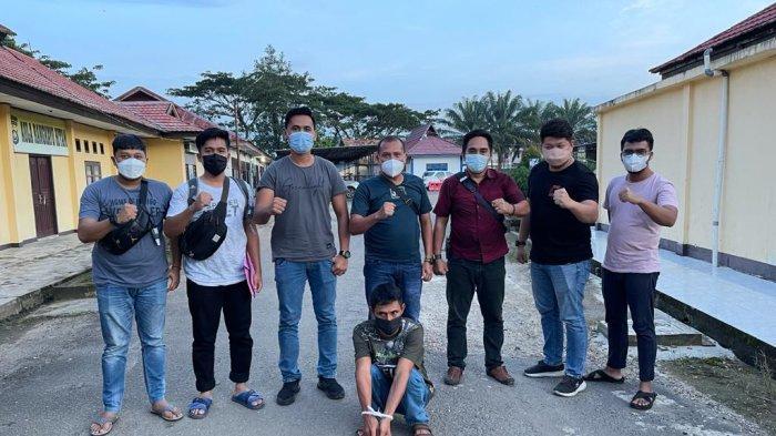 Pemodal Sumur Minyak Ilegal Meledak di Batanghari Akhirnya Diringkus Polda Jambi