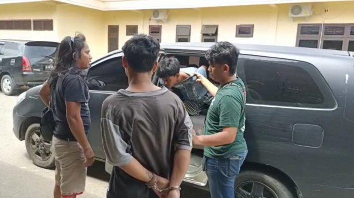 Remaja 18 Tahun di Tebo Akui Mencuri Untuk Beli Narkoba