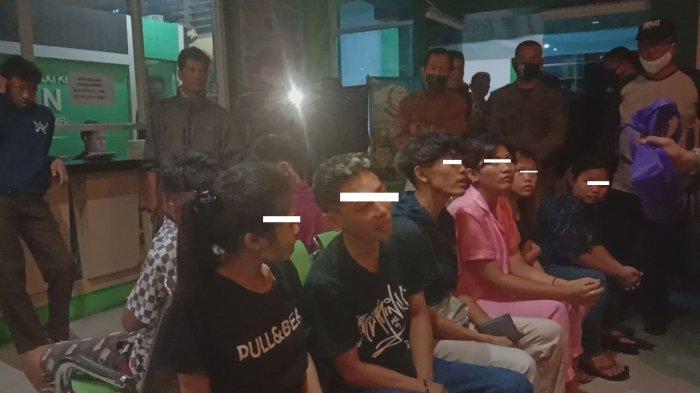 30 Remaja di Jambi Ngamar Ramai-ramai, Ibu Camat sampai Geleng-geleng