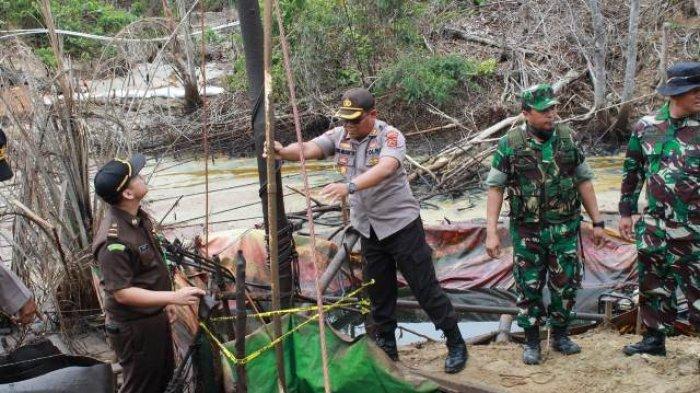Siapa Sebenarnya Pemodal Sumur Minyak Ilegal di Jambi? Hari Ini Bakal Tanda Tangan Pernyataan