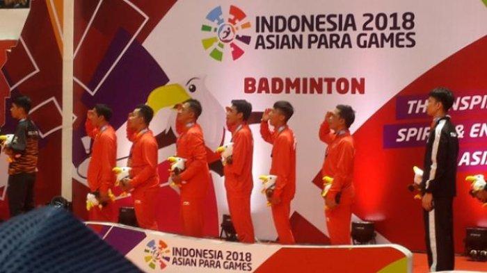 Timnas Beregu Putra Asian Para Games 2018 Ini Akan Sumbang Bonus Bagi Korban Musibah Palu
