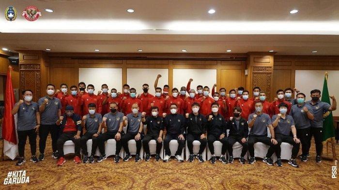 Timnas Indonesia di kualifikasi Piala Asia 2023