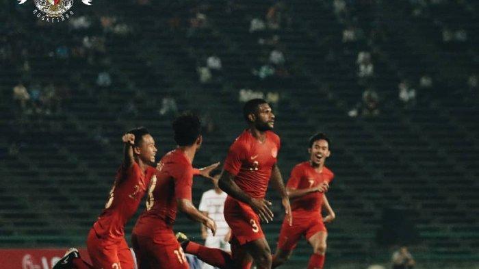 SEDANG BERTANDING! Live Streaming Laga Timnas U-22 Indonesia vs Thailand di Final Piala AFF U-22