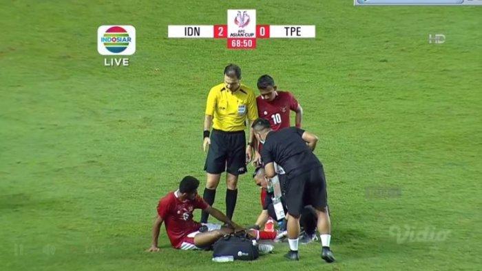 Cuplikan Gol dan Selebrasi Ramai Rumakiek Bawa Timnas Indonesia Unggul atas Taiwan