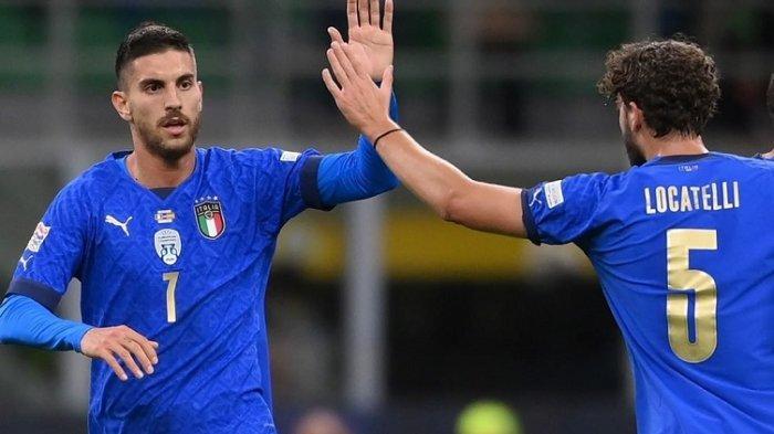 Italia Gagal Pertahankan Rekor Unbeaten setelah Tumbang dari Spanyol, Bonucci Minta Maaf