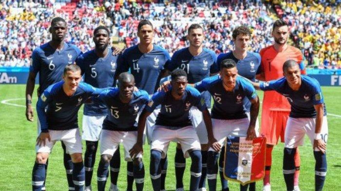 Link Live Streaming Prancis vs Albania, di Kualifikasi Piala Eropa (Euro 2020) Nonton di Mola TV