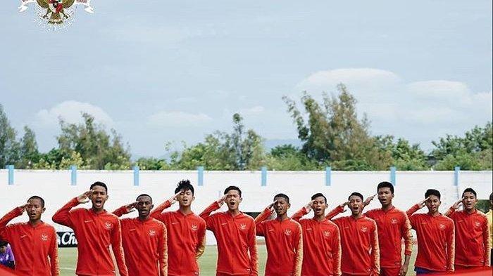 Bantai Filipina 4 0. Timnas U-15 Indonesia Kokoh di Puncak Klasemen Piala AFF U-15 2019