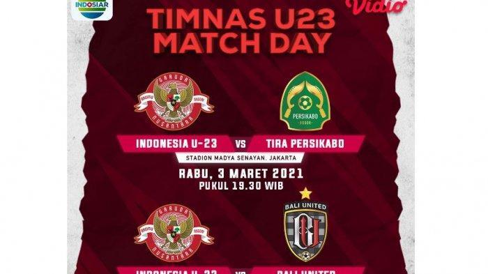 Timnas U-23 Match Day