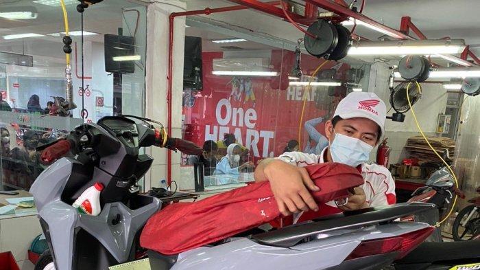 Info Honda Jambi, Tips dan Trik Merawat Motor Matic agar Lebih Awet dari Honda Sinsen