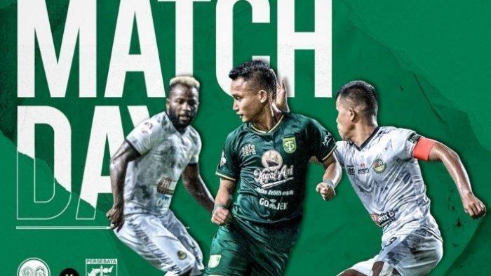 HASIL LIGA 1 2019 - Debut Aji Santoso, Persebaya Tahan Imbang PS Tira Persikabo 2-2