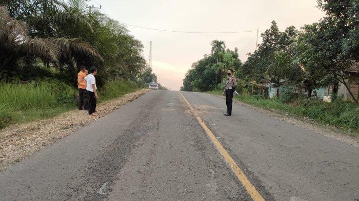 Anggi Pratama, Pengendara Honda Beat Tewas Diduga Jadi Korban Tabrak Lari di Batanghari
