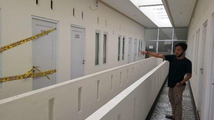 Janda Muda di Palembang Ditemukan Tewas di Kamar Hotel, Seminggu Menginap Bersama Dua Pria