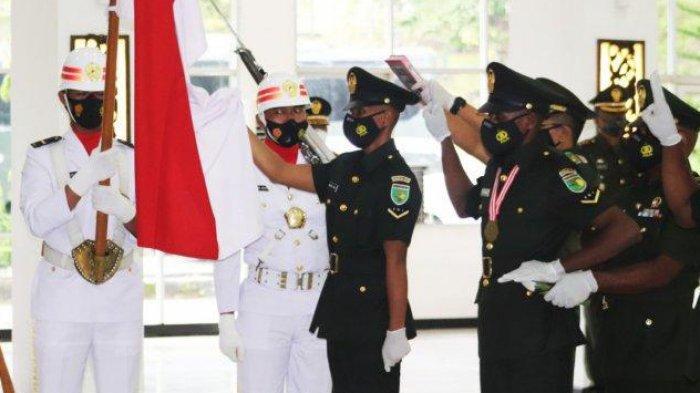 447 Putra Asli Papua Resmi Jadi Prajurit TNI AD Kodam XVII Cenderawasih Dengan Pangkat Sersan Dua