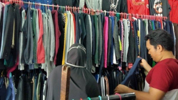 Tempat Belanja Baju Bekas Import Berkualitas di Kota Jambi, Barang Branded Dengan Harga Murah