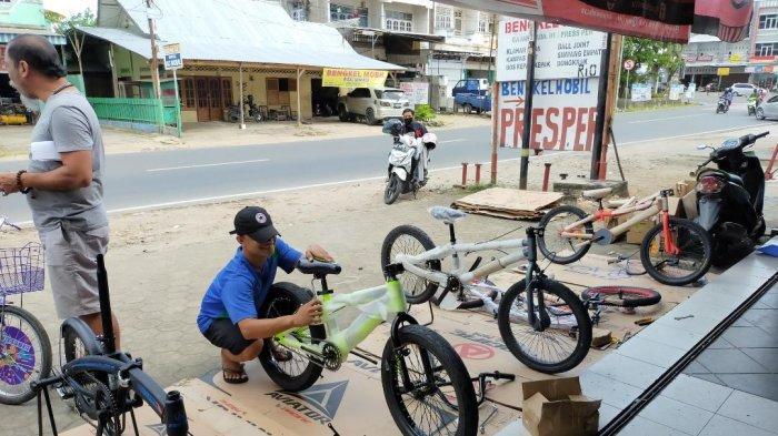 Ini Tips Merawat Sepeda dari Mandiri Cycle Central Kota Jambi Agar tak Mudah Rusak