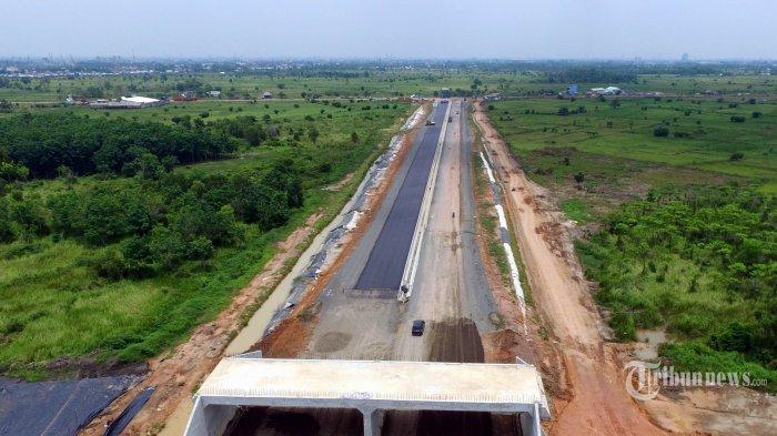 PembangunanTol Trans Sumatera di Muarojambi Belum ada Perkembangan