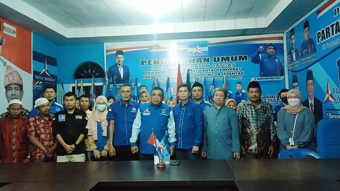 Tolak KLB di Medan, Kader Demokrat Bungo Siap Ribut