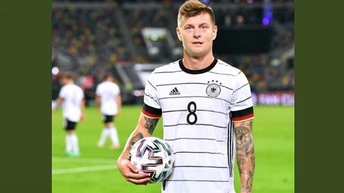 Toni Kroos Pensiun dari Timnas Jerman Setelah Gagal Juara EURO 2021