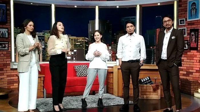 Mendadak Tonight Show NET TV Pamitan! Malam Ini Tayang Terakhir, Warganet Sedih Ada yang Sebut Prank