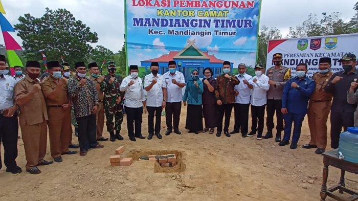 DPRD Sarolangun Dukung Penuh Kecamatan Mandiangin Timur Dimekarkan