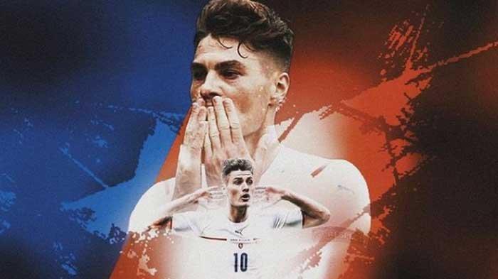 Cristiano Ronaldo dan Patrik Schick Top Scorer Sementara EURO 2020, Denmark Melaju ke Semifinal