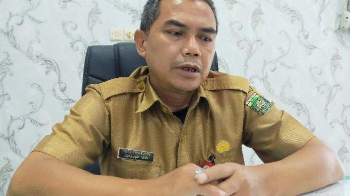Toto Tohirudin, Kepala Dinas Kependudukan dan Pencatatan Sipil Bungo.