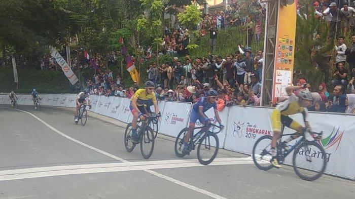 Tour de Singkarak Tahun 2020 Ini Bakal Lewati 4 Daerah di Provinsi Jambi, Ini Daerah yang Dilintasi