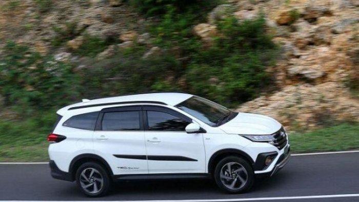 Toyota All-New Rush (dok TAM)
